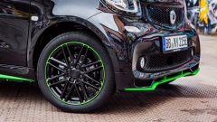 Smart fortwo Electric Drive 2017, le personalizzazioni Brabus