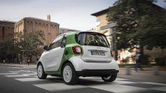 Smart Fortwo Electric Drive: prova, dotazioni, prezzi