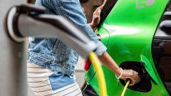 Smart fortwo Electric Drive 2017, ricarica in soli 45 minuti