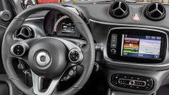 Smart Fortwo Electric Drive: dettaglio dei comandi