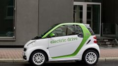 Smart fortwo electric drive III - Immagine: 2
