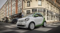Smart Fortwo Electric Drive: quella del 2017 è la quarta generazione