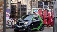 Smart Fortwo Electric Drive: vista 3/4 anteriore
