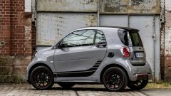 Smart Fortwo EQ: fianco sinistro