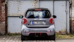 Smart Fortwo EQ: il posteriore