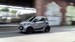 Smart Fortwo EQ: vista laterale