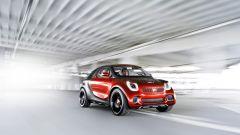 Smart: il Forstars visto nel 2012 potrebbe essere il nuovo SUV?