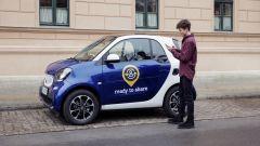 Smart Ready To Share: al via la sperimentazione del car sharing privato