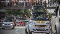 Smart times 2016: la smart papamobile