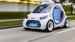 Smart, quale futuro per la citycar Mercedes? Circolano voci di chiusura