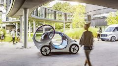 Smart Vision EQ Fortwo: la concept per i car sharing del futuro