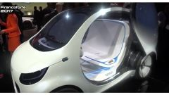 Smart Vision EQ Fortwo: a Francoforte il car sharing del futuro - Immagine: 1