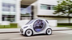Smart Vision EQ Fortwo: vista laterale