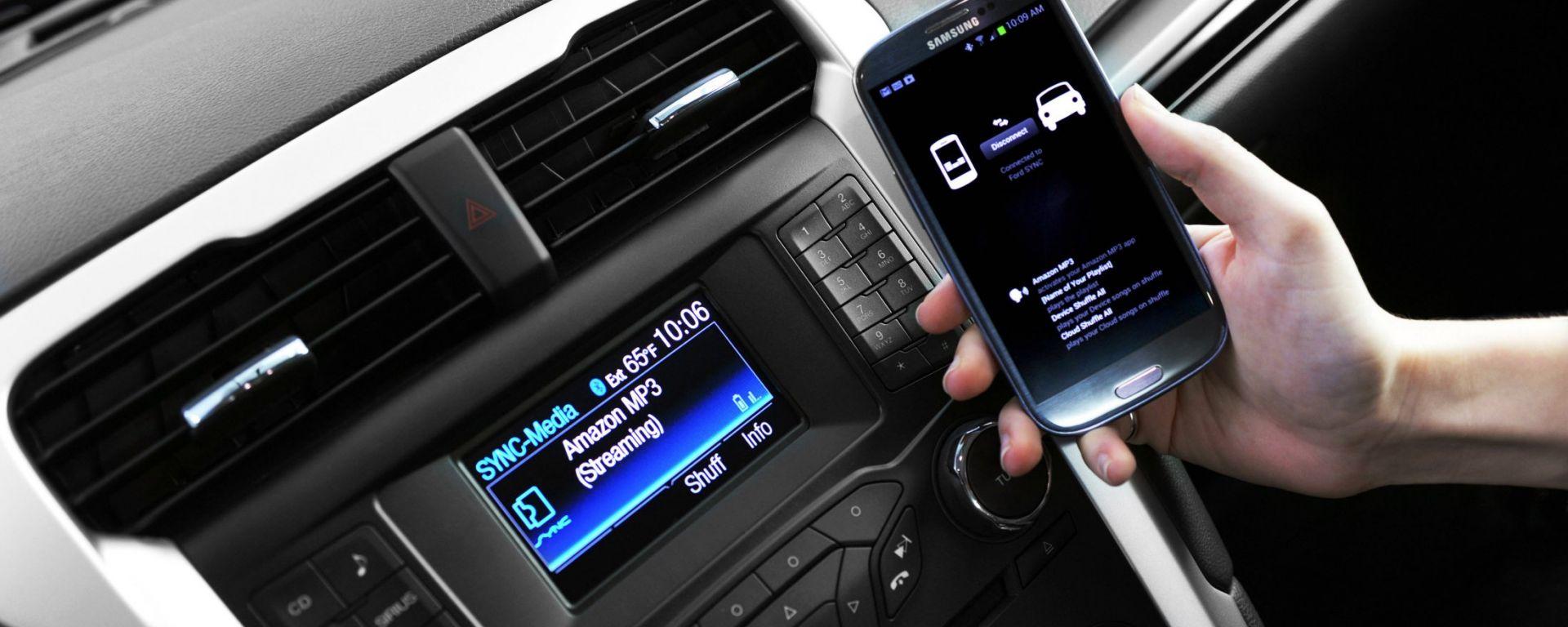 Smartphone: il car sharing è nemico della privacy