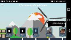 Smartphoners: il primo navigatore che ti premia se lo utilizzi - Immagine: 1