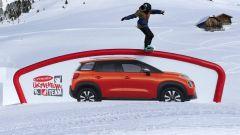 Snow, kite e surf: sfreccia su tavola il Citroen Unconventional Team