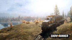 Snowrunner arriverà su PC, Xbox One e PlayStation 4