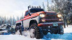 Snowrunner: disponibile la Season 2