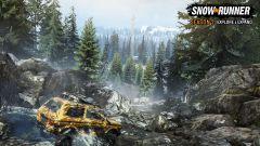 Snowrunner: una schermata di gioco dalla Season 2