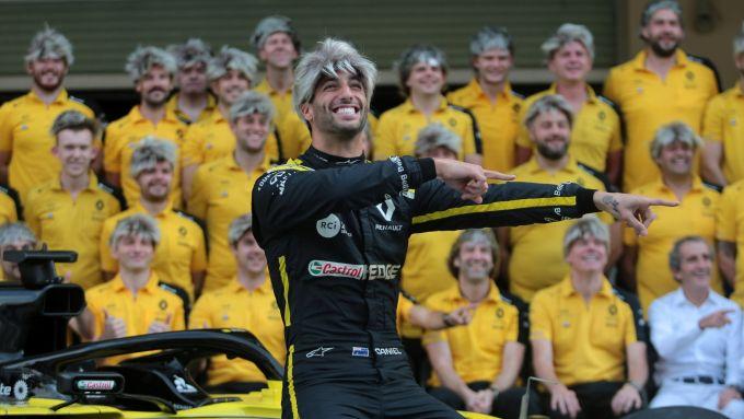 Sofficino si prende la scena nella festa Renault