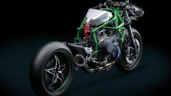 Sofuoglu e la Kawasaki Ninja H2R verso il record di 400 km/h - Immagine: 3
