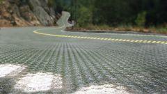 Solar Roadways: come apparirebbe una strada fotovoltaica - credit Solar Roadways®