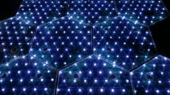 Solar Roadways: luci a Led rimpiazzano la segnaletica - credit Solar Roadways®