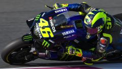 Solo quattordicesima casella per Valentino Rossi