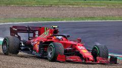 La soluzione di Sainz per i track limits