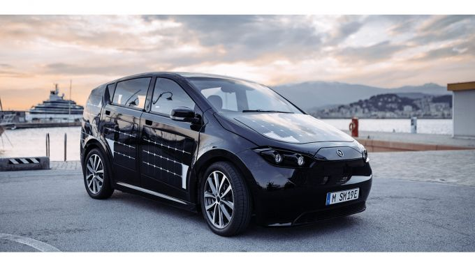 Sono Motors Sion: prototipo