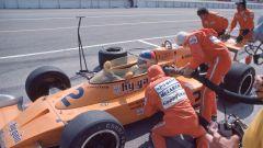 Sono passati 40 anni dall'ultima stagione completa IndyCar per la McLaren