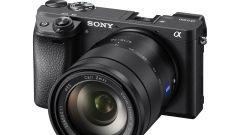 Sony α6300 - Immagine: 7