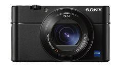 Sony Cybershot DSC-RX100V: vista frontale
