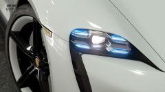 Sony Gran Turismo Sport, le prime immagini della Porsche Taycan S - 3