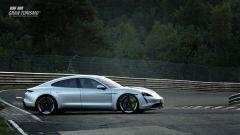 Sony Gran Turismo Sport, le prime immagini della Porsche Taycan S - 7