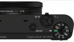 Sony RX100 - Immagine: 3