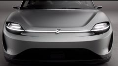 Sony Vision-S Concept: la firma luminosa LED