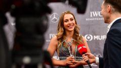 Sophia Floersch ai Laureus Award