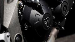 Sotto i carter delle nuove Triumph Speed Triple ci sono ben 105 nuovi componenti