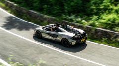 Alla scoperta del (magnifico) sound della McLaren 600LT Spider - Immagine: 5