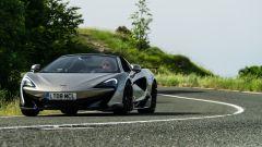 Alla scoperta del (magnifico) sound della McLaren 600LT Spider - Immagine: 4