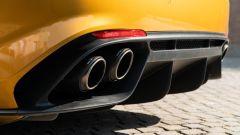 SoundBox Alfa Romeo Giulia Quadrifoglio: i tubi di carico e l'estrattore d'aria