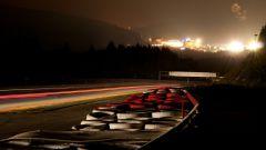 Spa-Francorchamps - curva Eau Rouge
