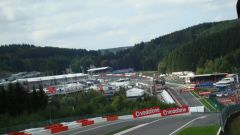 Spa-Francorchamps - Eau Rouge-Raidillon (2)