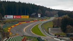 Spa-Francorchamps - Eau Rouge-Raidillon