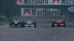 Spa-Francorchamps - il sorpasso di Mika Hakkinen su Michael Schumacher (2000)