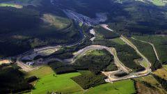 Spa-Francorchamps - vista aerea