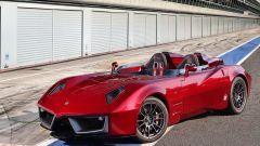 Spada Codatronca Monza: 55 nuove foto in HD - Immagine: 25