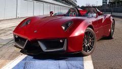 Spada Codatronca Monza: 55 nuove foto in HD - Immagine: 26