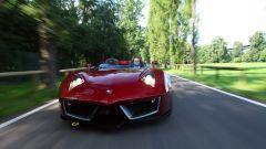 Spada Codatronca Monza: 55 nuove foto in HD - Immagine: 15